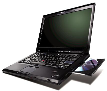 "IBM ThinkPad T400 14,1""/ P8600/ 2G/ 250G/ DVD-RW/ VB"