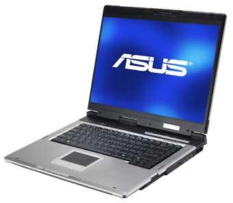 ASUS A6RP CelM420-1.6GHz / 512MB/ 60GB/ DVD±RW/15,4""