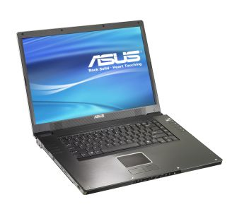 ASUS W2PC /T7400/HDDVD/160GB/2GB/WL/BT/TV/17.4C