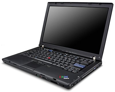 IBM - Lenovo ThinkPad  Z61e T2300e-1,6/15,4/512/80/DVD±RW/WLAN/BT