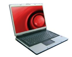 "HAL3000 Gold Intel 915PM, 15,4"" LCD WSXGA"